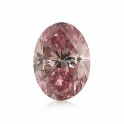0.17Cts Argyle Fancy Intense Pink Loose Diamond Natural Colo