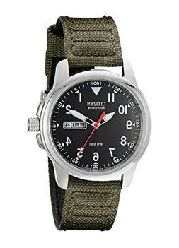 Citizen Men's Eco-Drive Stainless Steel Watch with Day/Date