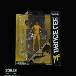 Diamond Select Bruce Lee Yellow Jumpsuit Gentle Giant Game o