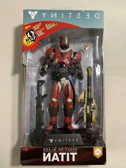 Destiny 2 Titan Vault of Glass McFarlane Toys 7 Inch Action