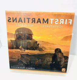 First Martians Adventures on the Red Planet board game Porta