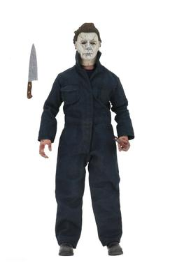 "Halloween  - 8"" Clothed Action Figure - Michael Myers - NE"