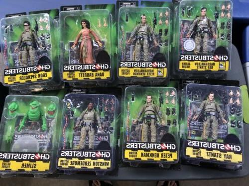 8 2015 ghostbusters figures action figure 2