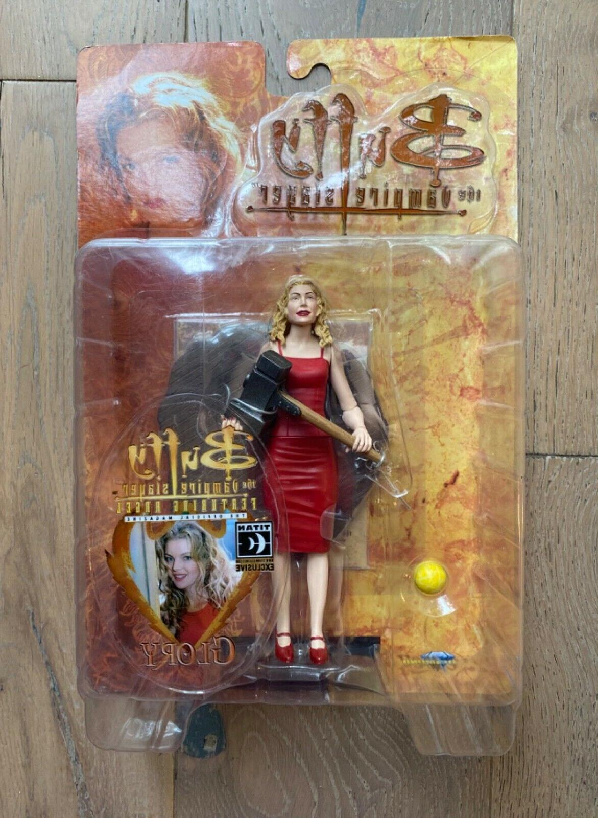 new buffy the vampire slayer action figures