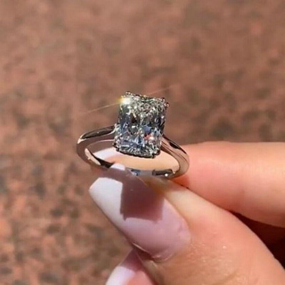 real 10k white gold 2 50 ct