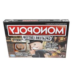 Monopoly Board Games Game Cheaters Edition Ages 8 Up Toys &