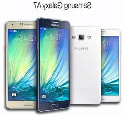 Original Samsung Galaxy A7  Factory Unlocked!! A7000 16GB 5.