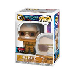 Funko Pop Stan Lee Marvel NYCC Shared Exclusive Confirmed Or