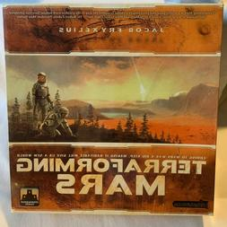 TERRAFORMING MARS Board Game NEW Factory Sealed Stronghold G